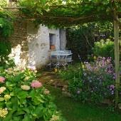 Terrasse de la Cabane du Pêcheur