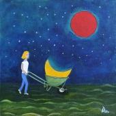 La porteuse de lune